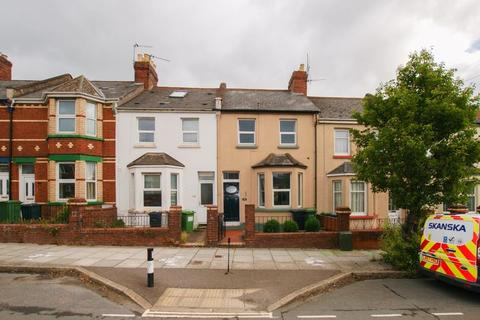3 bedroom terraced house for sale - Super 3 bedroom period house on Pinhoe Road with no onward chain