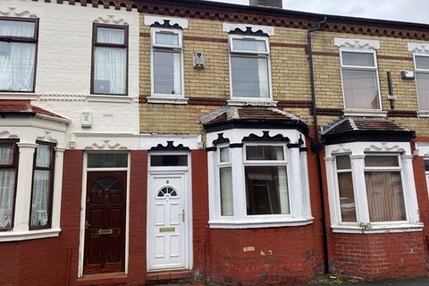 2 bedroom terraced house to rent - Stovell Road, Manchester