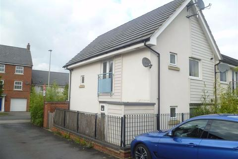 1 bedroom end of terrace house to rent - Brompton Road, Hamilton, Leicester