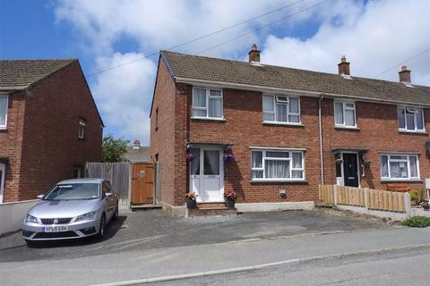 3 bedroom end of terrace house for sale - Maesglas, Cardigan, Ceredigion