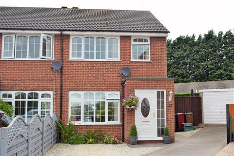 3 bedroom semi-detached house for sale - Beechwood Crescent, Broughton