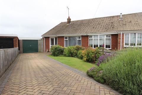 2 bedroom semi-detached bungalow for sale - Scarborough Crescent, Bridlington