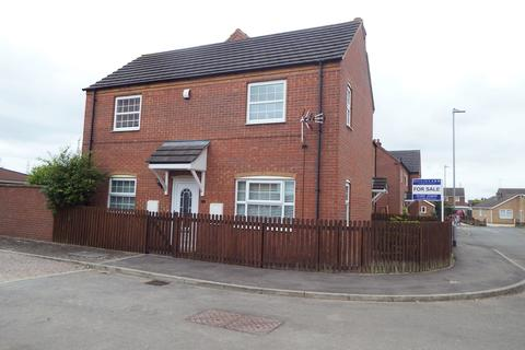 2 bedroom end of terrace house for sale - Hide Close, Boston, PE21