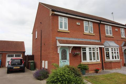 3 bedroom semi-detached house for sale - Taillar Road, Hedon, Hull