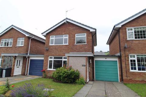 3 bedroom link detached house for sale - Maes Tawel, Llanrwst