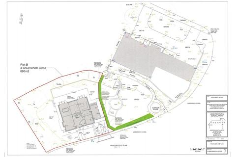 Plot for sale - Greenwich Close, Maidstone