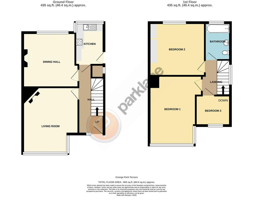 Floorplan: 9 Grange Park Terrace High.jpg
