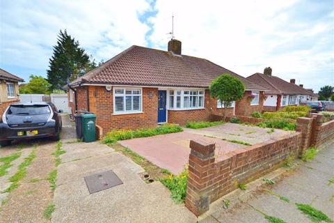2 bedroom semi-detached bungalow for sale - Fallowfield Crescent, Hove