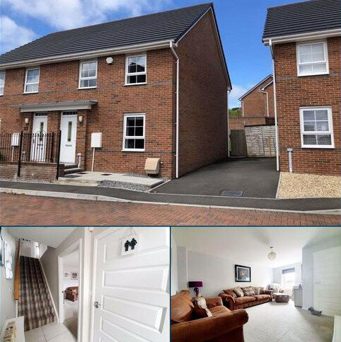3 bedroom semi-detached house for sale - Valley View, Loughor, Swansea