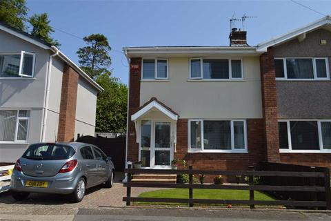3 bedroom semi-detached house for sale - Beaconsfield Way, Sketty, Swansea