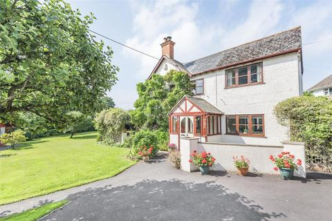 4 bedroom detached house for sale - Thorverton, Exeter