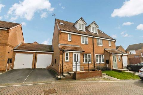 4 bedroom semi-detached house for sale - Hyde Park, Kingswood, Hull, HU7