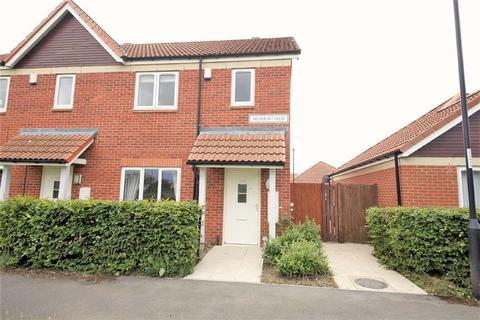 2 bedroom semi-detached house for sale - Murrayfield, Doxford park, Sunderland, SR3
