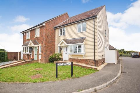 2 bedroom semi-detached house for sale - Tudwick Road, Tolleshunt Major
