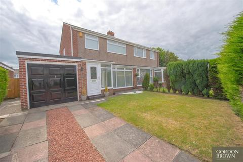 3 bedroom semi-detached house for sale - Hazelwood Close, Eighton Banks