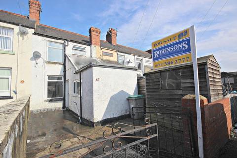 2 bedroom terraced house for sale - Logan Street, Langley Park, Durham