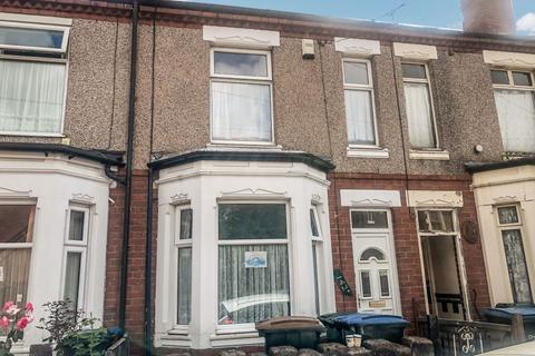 2 bedroom terraced house to rent - Harefield Road, Stoke, CV2 4BS