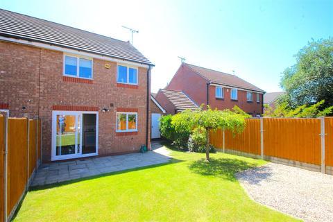 3 bedroom end of terrace house for sale - Darien Way, Thorpe Astley