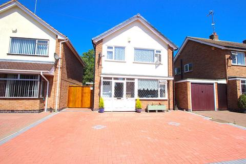 3 bedroom detached house for sale - Westover Road, Leicester