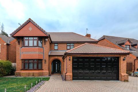 4 bedroom detached house for sale - Finch Crescent, Mickleover, Derby