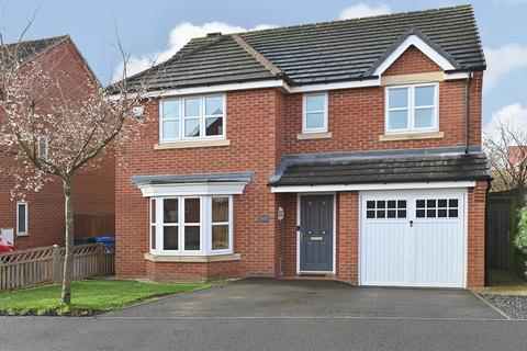 4 bedroom detached house for sale - Crystal Close, Mickleover, Derby