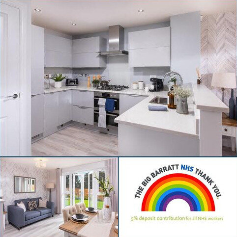 4 bedroom semi-detached house for sale - Plot 303, KINGSVILLE at Beeston Quarter, Technology Drive, Beeston, NOTTINGHAM NG9