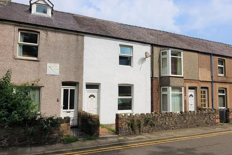 3 bedroom terraced house for sale - Penchwintan Road, Bangor, Gwynedd, LL57