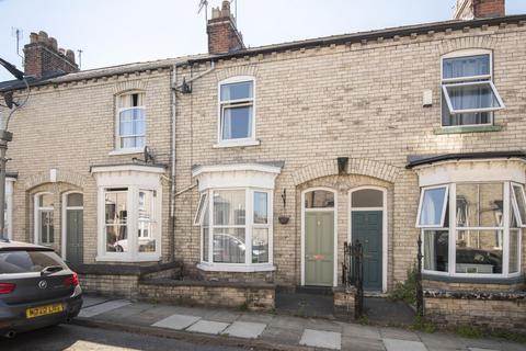 2 bedroom terraced house for sale - Scott Street, York, North Yorkshire, YO23 1NR