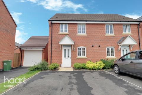 3 bedroom semi-detached house for sale - Grange Road, Langley Country Park