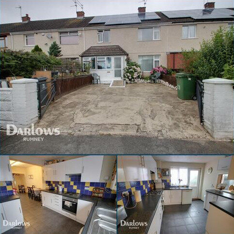 4 bedroom terraced house for sale - Brynbala Way, Cardiff