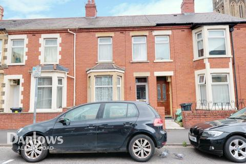 3 bedroom terraced house for sale - Angus Street, Cardiff