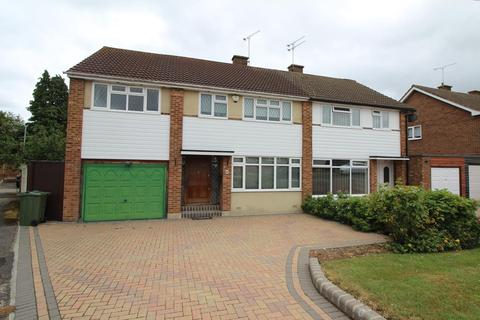 4 bedroom semi-detached house to rent - Hares Chase, Billericay, Essex, CM12