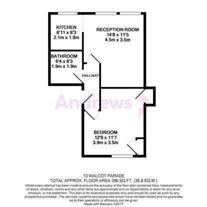 Floorplan: 13 Walcot