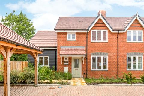 4 bedroom end of terrace house for sale - Low Meadow, Weston Turville, Aylesbury, Buckinghamshire, HP22