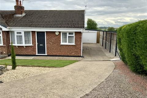 2 bedroom semi-detached bungalow for sale - Sacheverall Avenue, Pinxton