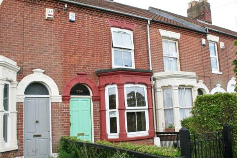 2 bedroom terraced house for sale - Unthank Road, Norwich NR4