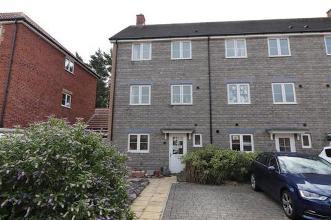 4 bedroom end of terrace house for sale - Blue Cedar Close, Yate, Bristol, BS37