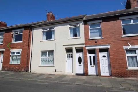 3 bedroom flat for sale - Lilburn Street, North Shields, Tyne & Wear, NE29 0JY