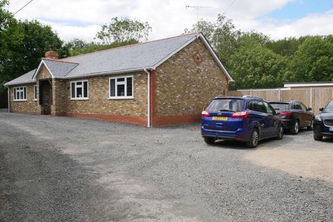 4 bedroom bungalow for sale - Lockbie, Mount Bovers Lane, Hockley, SS5 4JE