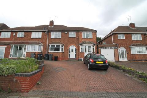 4 bedroom semi-detached house for sale - Craythorne Avenue, Handsworth Wood, Birmingham, B20 1LY