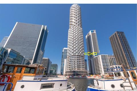 2 bedroom apartment for sale - 10 Park Drive, Canary Wharf, E14