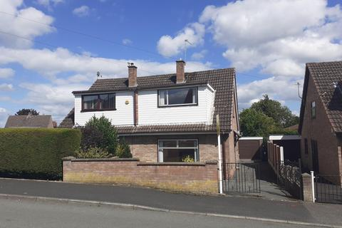 2 bedroom semi-detached house for sale - Prince Charles Road, Oswestry SY11