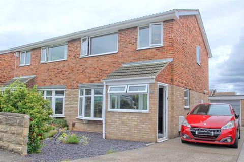 3 bedroom semi-detached house for sale - Merring Close, Hartburn