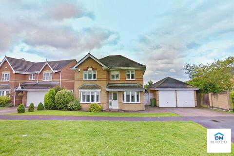 4 bedroom detached house to rent - Forest House Lane, Leicester Forest East, LE3