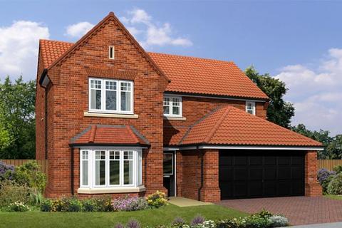 4 bedroom detached house for sale - The Warkworth at Sandlands Park 2, Sandlands Park, Lovesey Avenue, Hucknall NG15