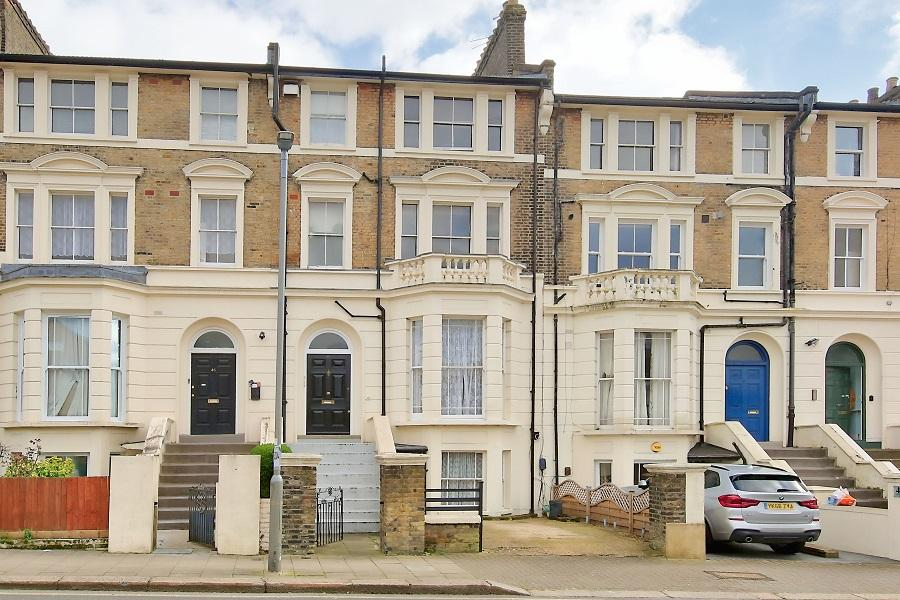 Allfarthing Lane, Wandsworth SW18 1 bed flat to rent - £ ...