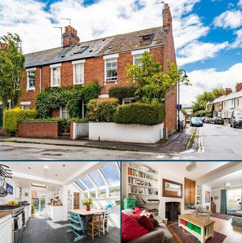 3 bedroom semi-detached house for sale - South Street, Osney, Oxford