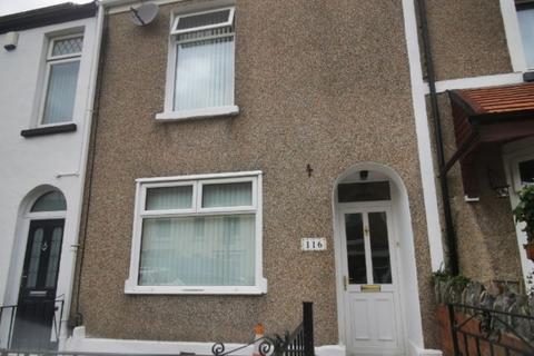4 bedroom terraced house to rent - 116 St Helens Avenue Brynmill Swansea