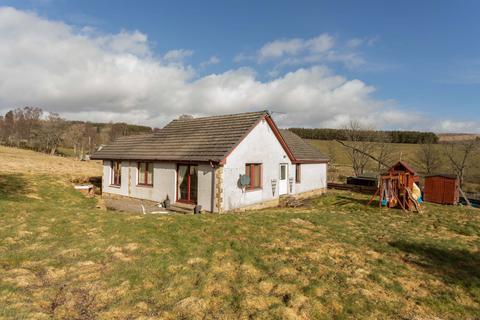 3 bedroom bungalow for sale - Knock-a-Dhu, Kirkton of Glenisla, Blairgowrie, Perthshire, PH11