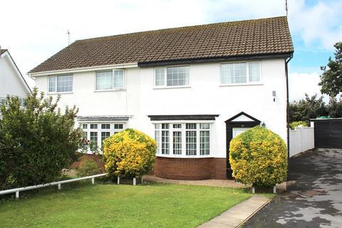 3 bedroom semi-detached house for sale - Eastlands Park, Bishopston, Swansea, City & County Of Swansea. SA3 3DQ